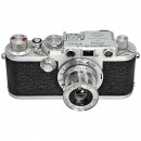 Leica IIIf with Special Engraving   1953年