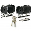 2 Arca Swiss 4x5 in. View-Cameras