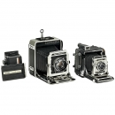 2 Speed Graphic Cameras