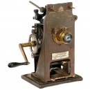 Edison-Kinetoscope 35 mm     1900年前后