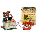 Cragstan Telly Bear   50年代