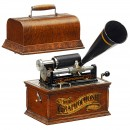 留声机Columbia Graphophone Type AT