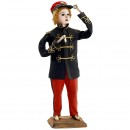 Smoking Soldier Automaton by Roullet & Decamps    1890年前后