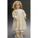 Bisque Child Doll     1900年前后