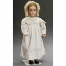 Bisque Child Doll by Kestner