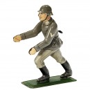 Mechanical Tin Toy Soldier    1940年前后