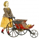 Goodwin's Patent Walking Doll     1870年之后