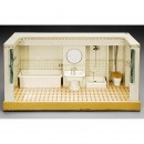 Model Bathroom (Märklin No. 8599)     1925年前后