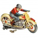 Trick-Motorcyclist Technofix (No. 255)      1950年前后