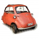 BMW Isetta 300 Export, 1959
