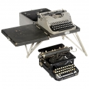 Underwood可携带手提式打字机 (Portable Typewriter Set by Underwood)
