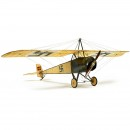 Thulin Typ D飞机模型 (Airplane Model 'Thulin Type D')
