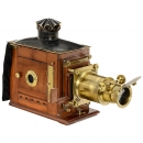Magic Lantern by J.H. Steward, c. 1890
