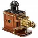 Magic Lantern by John Ottway & Son, c. 1900