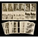 40 Nude Stereo Photographs 8,5 x 11,5 cm, c. 1929/30