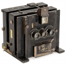 Universal Stereo Camera by Goldmann, c. 1888