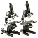 2 Leitz Microscopes, c. 1938
