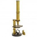 Brass Microscope by