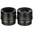 2 Leica-R Lenses for R-Cameras