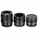 2 Leica-R Lenses and Macro-Adapter