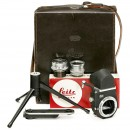 Lot Leica Accessories