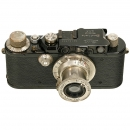 Leica III (F) with Elmar, 1934