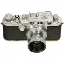 Leica IIIc with Summitar, 1946