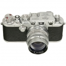 Leica IIIf with Summarit, 1951