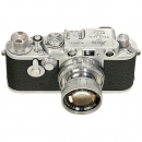 Leica IIIf with Summicron, 1954