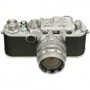 Leica IIf with Summarit, 1955