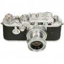Leica IIIf with 2,8 Elmar, 1955