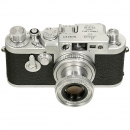 Leica IIIg with 2,8 Elmar, 1959