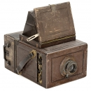 French SLR Detective Camera, c. 1890