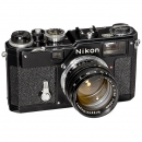 Nikon S3 (Black) with 1,4/50 mm, 1964