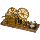 Complete Telegraph System by Hasler, Bern, 1908