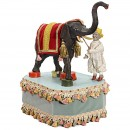 Unusual Electric Elephant Advertising Automaton, Mid 20th Centur