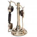 French Candlestick Telephone, c. 1915
