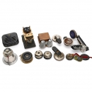 Group of Early Telephone Accessories, c. 1910