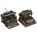 2 Typewriters