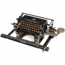 Elliott-Fisher Typewriter, c. 1920