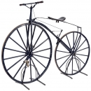Original Velocipede (Boneshaker) Bicycle, c. 1870