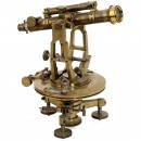 German Theodolite by Rosenberg, c. 1900