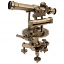 Miniature Theodolite by Morin, c. 1880