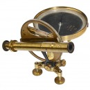 French Transit Theodolite by Bellieni, c. 1860