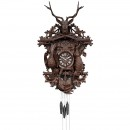 Large Black Forest Musical Cuckoo Clock, c. 1900