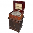 Olympia 20 ½ in. Style 15 Disc Musical Box