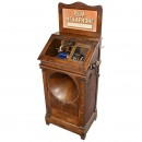 Regina Hexaphone Coin-Operated Phonograph, c. 1915