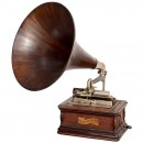 The Columbia Graphophone Model BG Souvereign, c. 1908