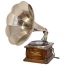 The Columbia Disc Graphophone