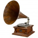 Victor V Disc Phonograph
